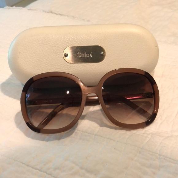 39b4156675df Chloe Accessories - Chloe Oversize Sunglasses CL2189